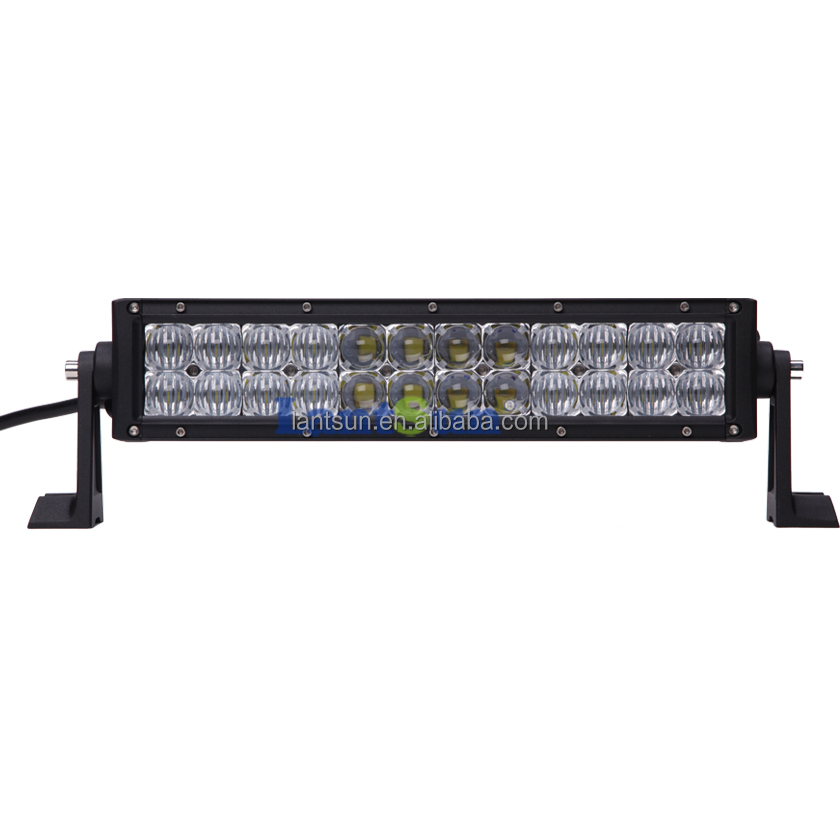 "Cheap 300W 52"" inch 4D led light bar for offroad"