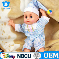 Cute baby doll for kids, custom vinyl toy manufacturer, toys for babies