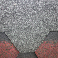 China supplier asphalt shingle sheets for roofing