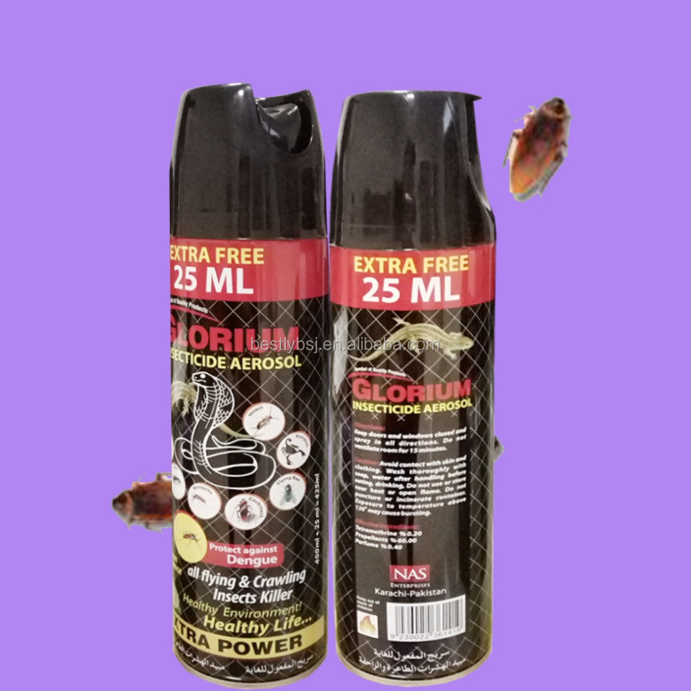 Eco-Friendly Customized base insecticide spray can kill all insects