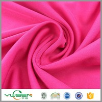 2016 China oeko-tex standard 100 make to order alibaba tradeassurance polyester cotton single jersey fabric