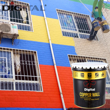 Alkali - resistant Wall Coating Latex Emulsion Waterproof Washable Exterior Wall Paint