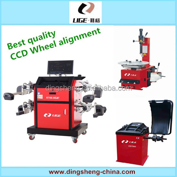 SYLVAN Wheel Alignment Machine wheel aligner for Heavy Duty Truck and Car DS888