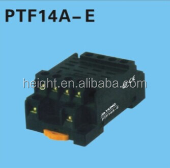 relay socket PTF14A-E