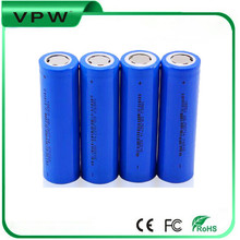 3.7v 900mah li-ion battery for led touch flashlight