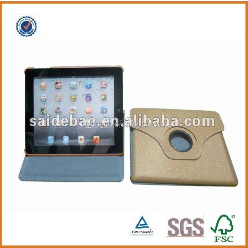 Hot sell New products trency PU leather case for tablet computer