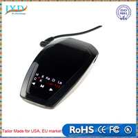 New VB Radar Detector with LED Display Anti Radar Detector Russian & English Voice Detectors Car Alarm Vehicle Speed Control