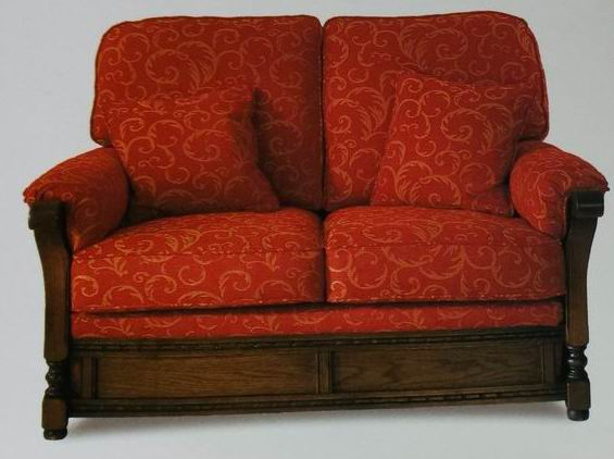 soft classic sofa oriental style