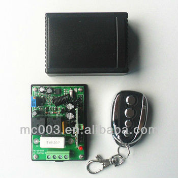 Garage Door Universal Receiver with Motor Protection