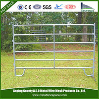 High Quality Cattle Panels Cattle Yards