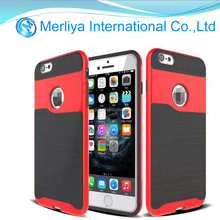Combo Hybrid Phone Cover for Iphone6s TPU case