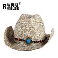 cheap wholesale straw hat cowboy hat