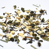 Herbal teas new ingredient Private Label Green Tea Bag Blend