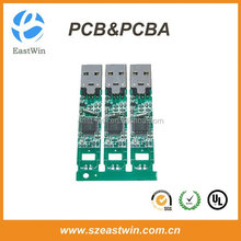 Electronic Micro SD TF card USB Drive PCB manufacturer