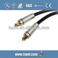 Toslink Cable widely used for home theater applications