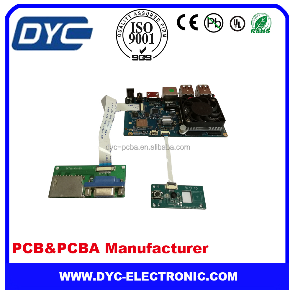 Electrical control panel board PCBA factory in Shenzhen