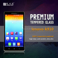 9h hardness tempered glass screen protector for lenovo vibe x2