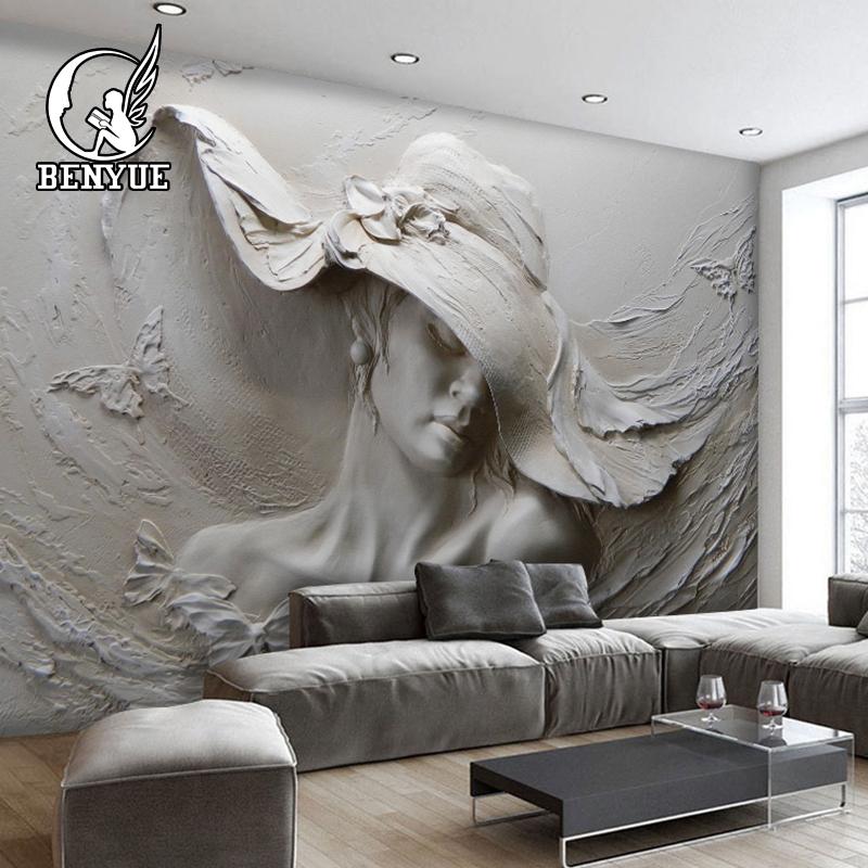 Wholesale 3d mural wallpaper - Online Buy Best 3d mural wallpaper ...