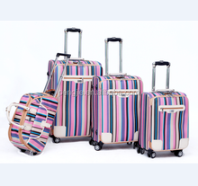 new style hot sale travel time trolley bag with laptop compartment
