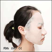 Chitosan natural cosmetic non woven face mask
