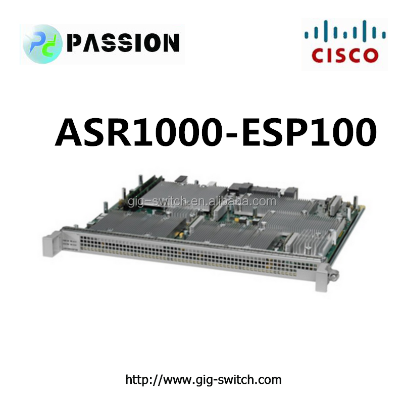 Cisco ASR1000-ESP100 Embedded Services Processor 100G Router