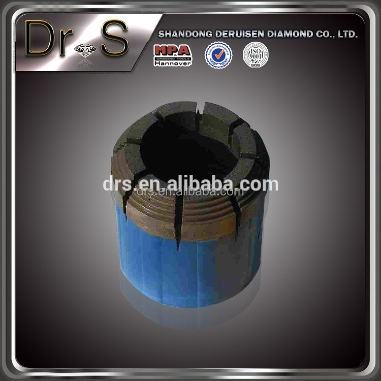 Low price diamond tip core pdc drill bit made in China