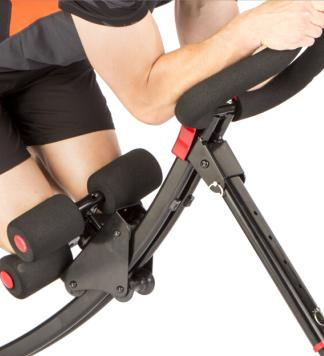 NEW PRODUCT BESSTER JS-072 thigh and hips ab shaper exercise equipment