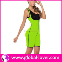 Paypal accept ladies neoprene sliming vest corset latex body shapers