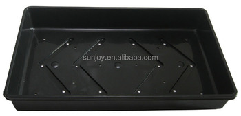 Heavy Duty Seed Tray Black