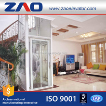 Cheap Home Elevator Lift Glass Small Elevators For Homes