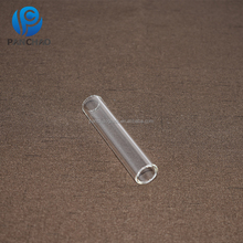glass raw materials 4 inch diameter glass tube