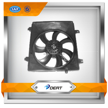 Quality 2538017000 cars radiator fan for HYUNDAI MATRIX 2008