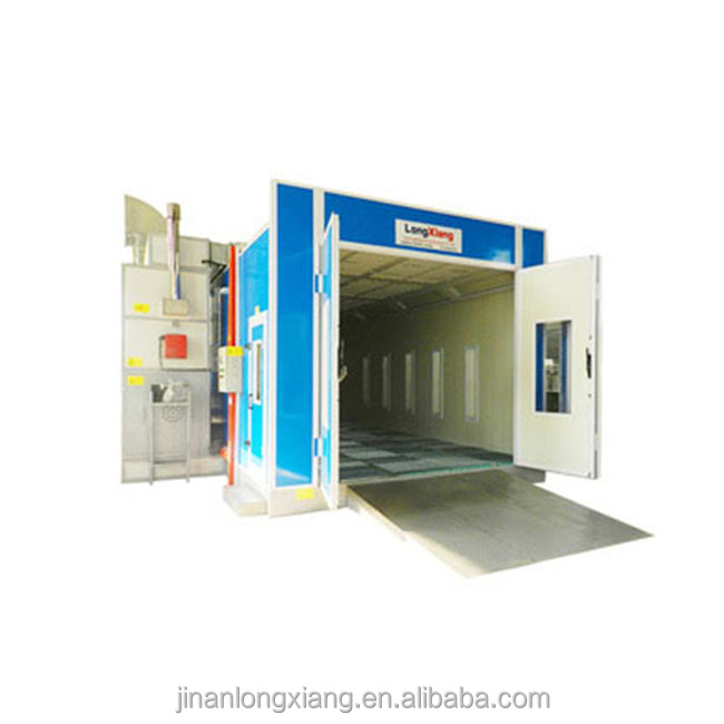 LY-90B Industrial Auto Spray Booth for Sale Auto Spray Paint Chamber Spray Paint Cabin