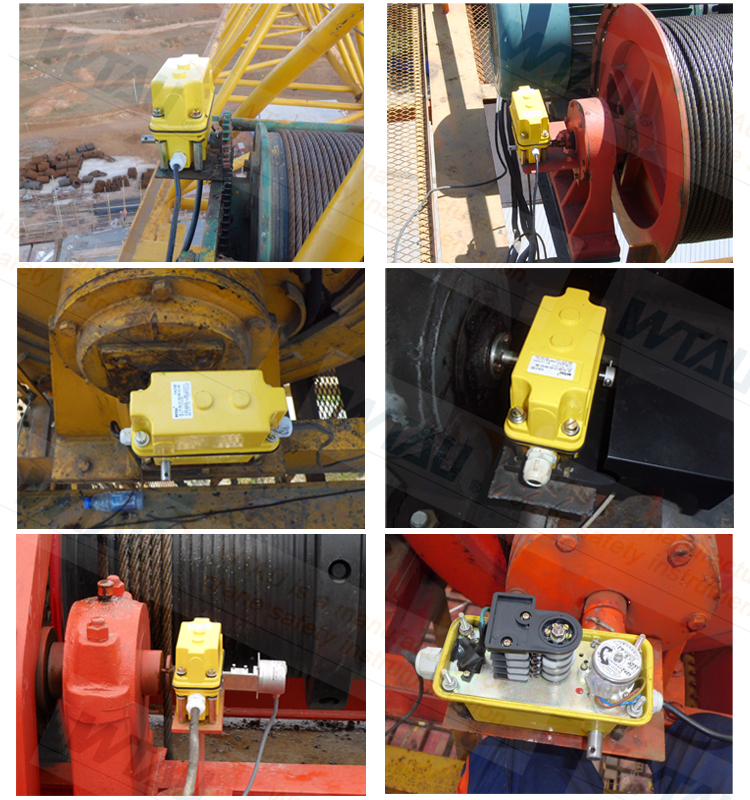 Dxz Hoisting Limit Switch Tower Crane Limit Switch View
