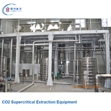 Efficient supercritical CO2 herbal extraction machine equipment