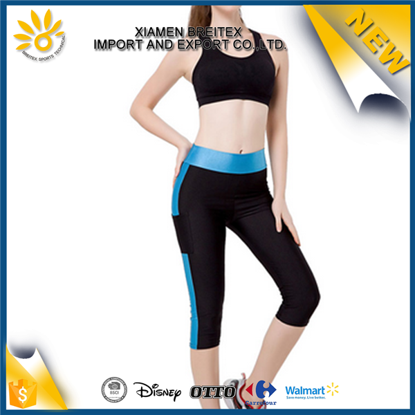 Modern design wholesale breathable fitness sexy women yoga clothes