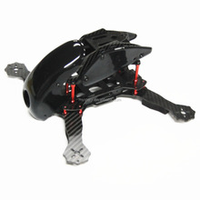 In Stock-Black RoboCat 270mm Carbon Fiber Quadcopter Frame,7 Colours you can choose