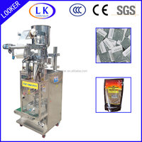 full automatic granule sachet packing machine
