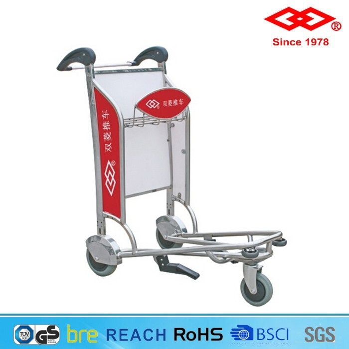 China high quality heavy duty trolly heavy duty platform trolley