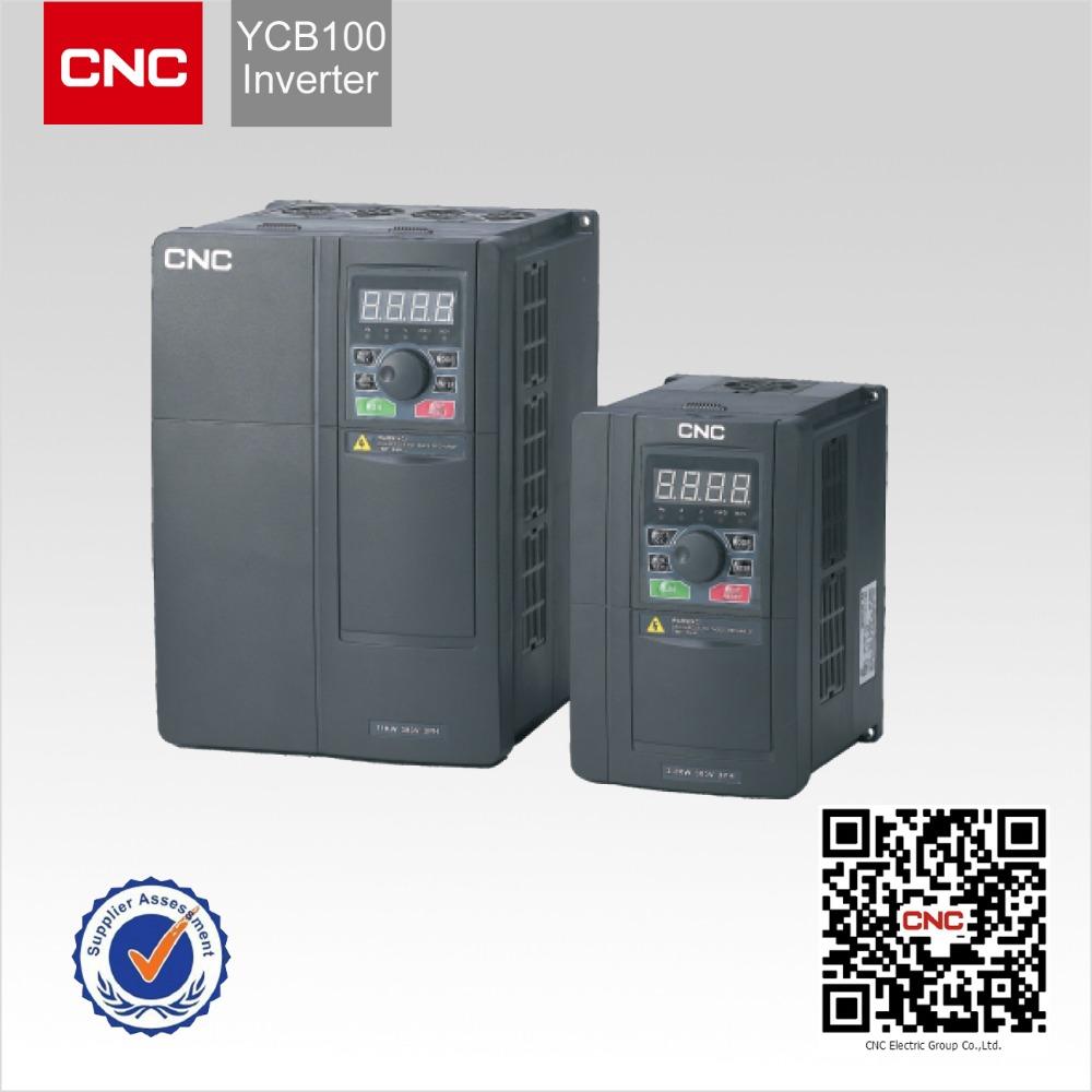 Ycb100 Inverter Input 1 Phase Output 3 Phase