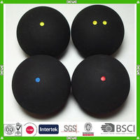 fast speed red dot squash ball for sale with customized logo supplier