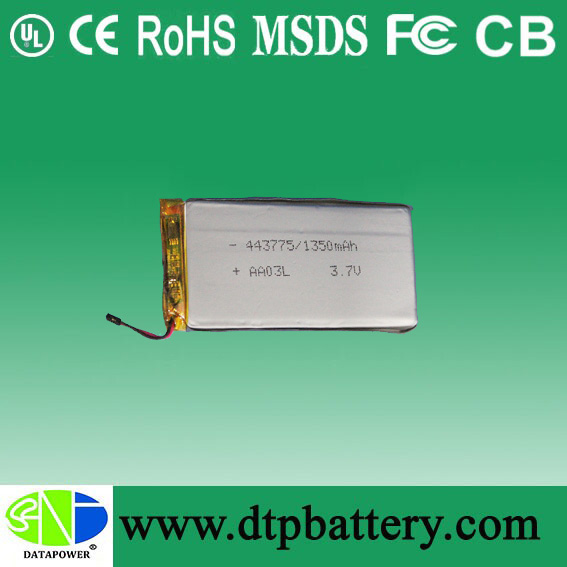 16wh 15 wh 25wh li-polymer battery*3
