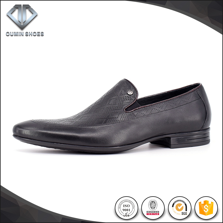 Famous brands Italian leather shoes fancy dress shoes for men