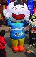 2013 inflatable advertising san mao