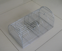 Foldable wire pet cage in China with high quality