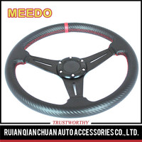 Factory sale various universal bus leather steering wheel