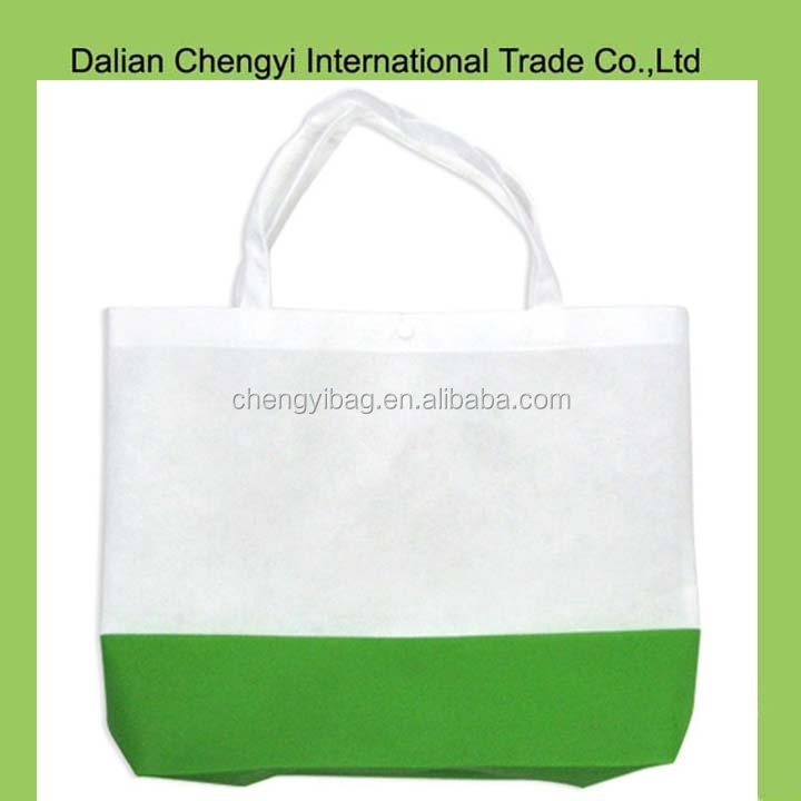 Canvas tote bags simple widely-used customized shopping bags for women