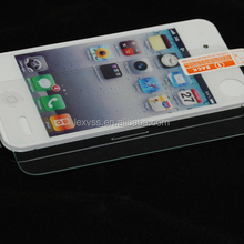 high transparently full body tempered glass screen protector for iphone 5