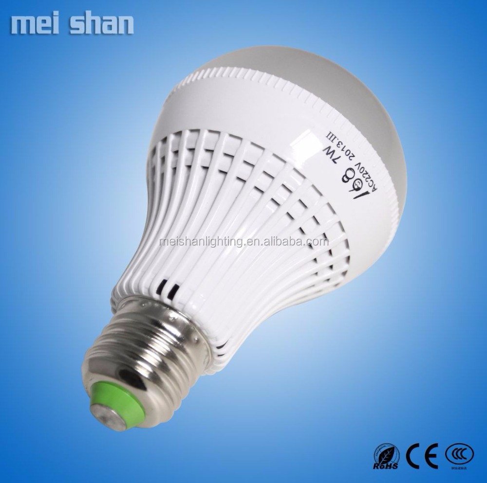 High lumen 7w led grow light energy saving bulbs E27