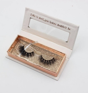 Create your own brand 3D mink lashes private label cheap price false eyelashes